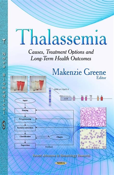 In the homozygous state, beta thalassemia (ie, thalassemia. Thalassemia: Causes, Treatment Options and Long-Term Health Outcomes - Nova Science Publishers