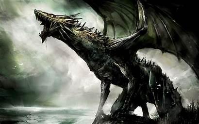 Rpg Dragon Wallpapers Desktop Fantasy Backgrounds Sensacional