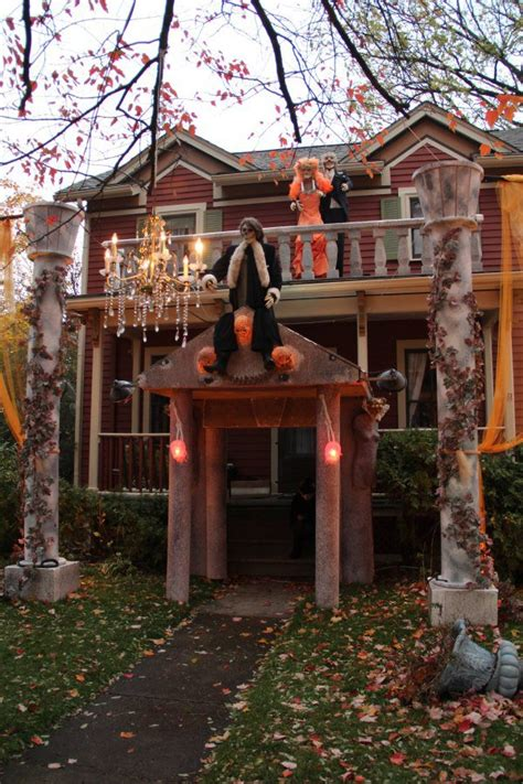 scary ideas for decorations outside 25 outdoor decorations ideas magment