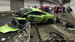 Two jailed over supercar crash