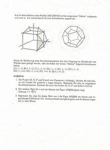 Gleichschenkliges Dreieck Berechnen Online : f nfeck im w rfel kantenl nge berechnen onlinemathe das mathe forum ~ Themetempest.com Abrechnung