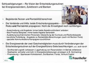 Irr Berechnen : vortrag prof jochem zu den berliner energietagen ~ Themetempest.com Abrechnung