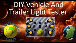 Diy Trailer Plug Light Tester Tutorial