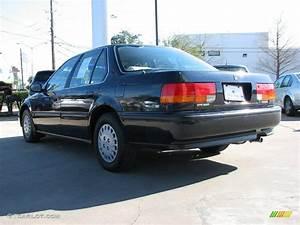 1992 Concord Blue Pearl Honda Accord Lx Sedan  1597580