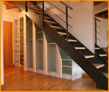 Garderobe Unter Offener Treppe by Schrank Unter Treppe Diele Flur Treppe Stair