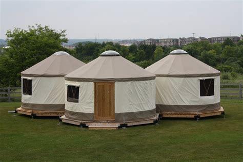 A Diy 133 Square Foot Yurt Starting At 50