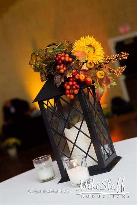 Fall Wedding Reception Centerpiece Weddings Mike Staff