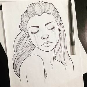 Best 25+ Sad drawings ideas on Pinterest | Alone art ...