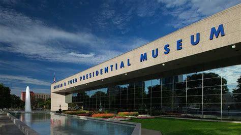 Gerald R Ford Museum gerald r ford museum michigan