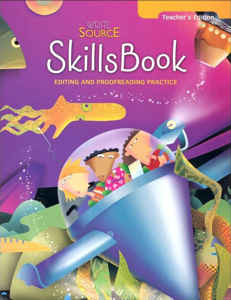 Write Source Skillsbook Teacher Grade 7 (2005) (030992) Details  Rainbow Resource Center, Inc