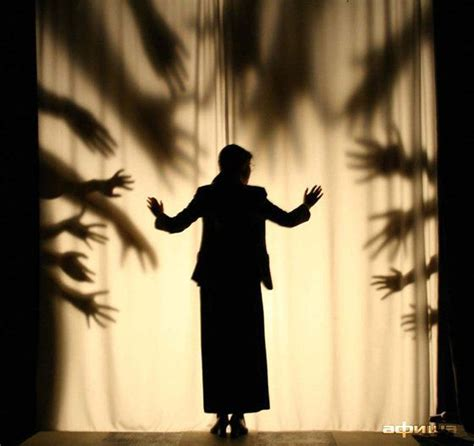 into the woods shadow theater search puppetry