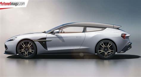 Gambar Mobil Aston Martin Vanquish by Aston Martin Vanquish Zagato Shooting Brake Cuma Ada 99