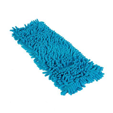 reiniger für microfaser 10x chenille wischmopp aus microfaser blau f 252 r parkett laminat 50cm 1l reiniger ebay