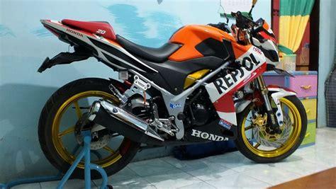 Modifikasi Honda Cbr 150 by Informasi Gambar Gambar Modifikasi Honda Cbr 150