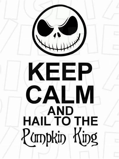 Pumpkin Clip King Hail Disney Keep Jack