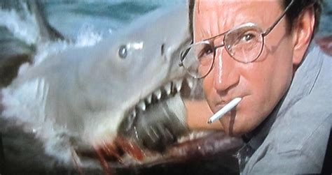 Jaws Bigger Boat Image by An Unpublished With Roy Scheider On Quot Jaws