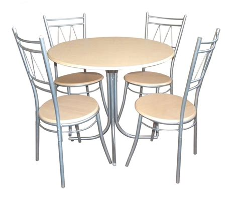 heartlands oslo dining set 4 chairs blue