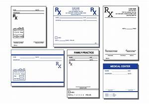 Prescription Pad Vector - Download Free Vector Art, Stock ...