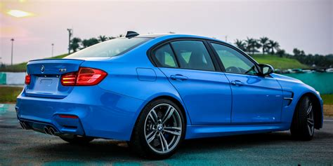 2018 F80 Bmw M3 Sedan And F82 Bmw M4 Coupe Introduced In