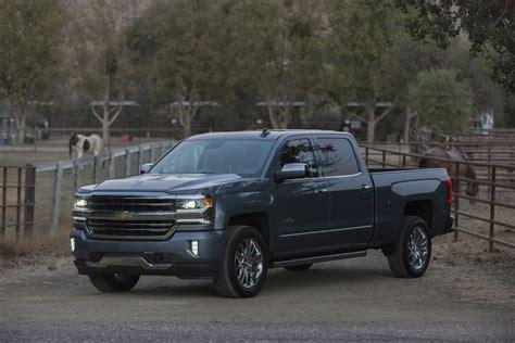 2016 Chevrolet Silverado Changes And Updates
