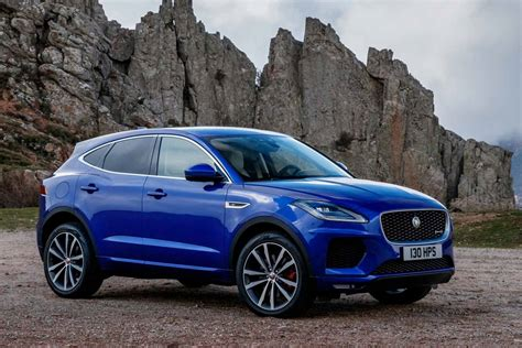 2019 Jaguar E Pace 2 by Fiche Technique Jaguar E Pace 2 0 D 180 2019