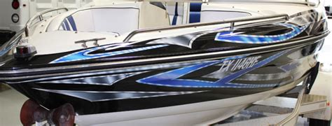 Model Boat Graphics by Boat Graphics Fort Worth Zilla Wraps