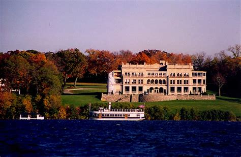 drive bureau a weekend getaway to lake geneva wi can offer year