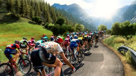 Pro Cycling Manager 2018 And Tour De France 2018 Revealed
