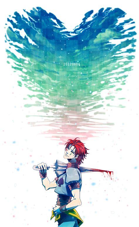 hisoka hunter  hunter zerochan anime image board