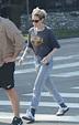 Kristen Stewart and New Girlfriend Sara Dinkin in Los ...