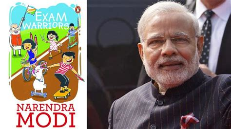 Prime Minister Narendra Modi's Book 'Exam Warriors' is out ...