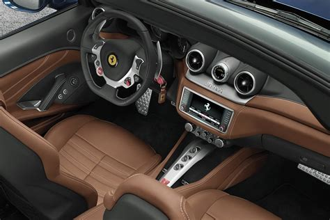 ferrari cars news california  ushers  turbo era