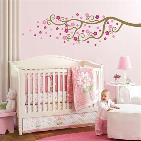 chambre bébé décoration murale davaus decoration murale chambre fille avec