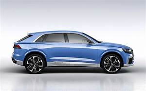 New Audi Q8 E Tron SUV Coup To Go On Sale Next Year