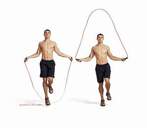 The best jump-rope workout | Men's Fitness