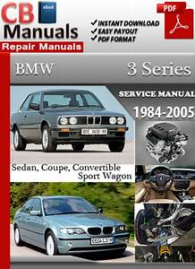 Factory Pdf Manuals  Bmw 3 Series 1984