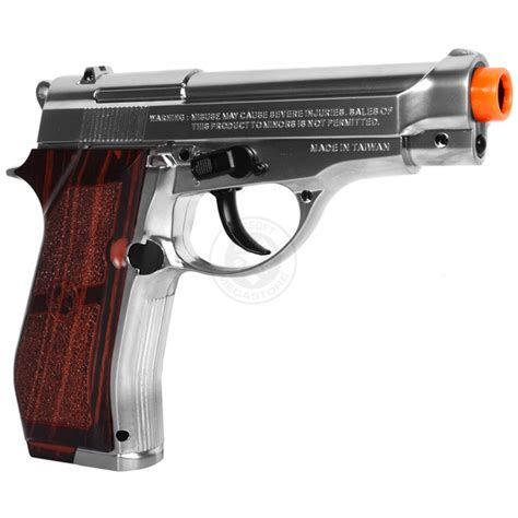 WG M84 Compact Full Metal Airsoft CO2 Non Blowback Pistol ...
