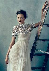 usa vogue feb 2013 marchesa bridal indian inspiration With georgina chapman wedding dress