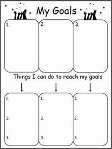 Free Goal Worksheet. My class is really into meeting goals ...