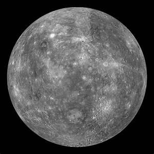 NASA - Mercury Globe 0°N, 90°E