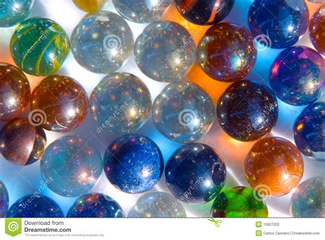 colorful marbles colorful marbles stock image image of collectors blue