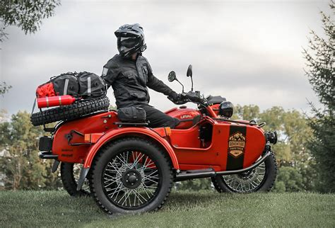 Ural Gear Up Image by 2018 Ural Gear Up