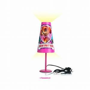 Paw Patrol Lampe : paw patrol kinderlamp met marshall chase en rubbel ~ Whattoseeinmadrid.com Haus und Dekorationen