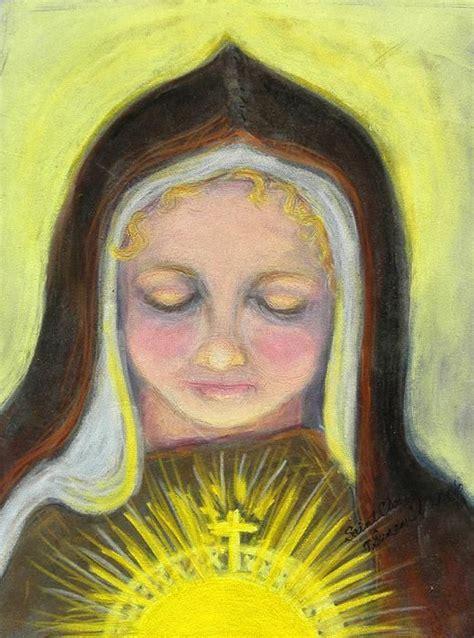 st clare of assisi santa clara de asis conoce tu fe catolica clarks santa clara and clare of assisi