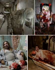 13th Floors Haunted House by Halloween Horror America S 13 Scariest Haunted Houses