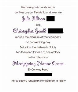 wedding invitation wording wedding invitation wording With wedding invitation wording no sit down dinner