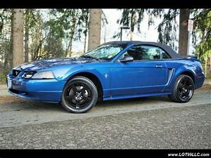 2000 Ford Mustang 5 Speed Manual Convertible New Top Cobra Wheels New Tires for sale: photos ...