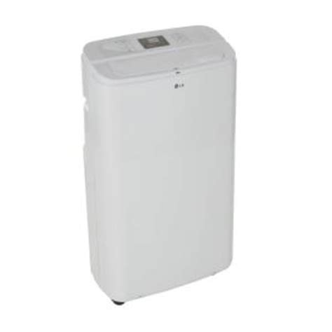 lg electronics 11 000 btu portable air conditioner with