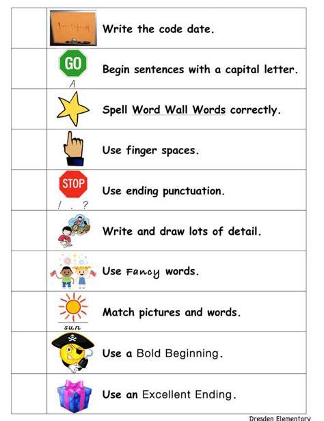 First Grade Writing  Google Search  School Pinterest