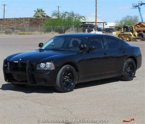 Purchase used 2008 Dodge Charger Police Cop Car Sedan 5.7L